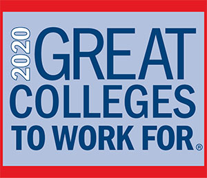 Best Colleges To Work For - 2020