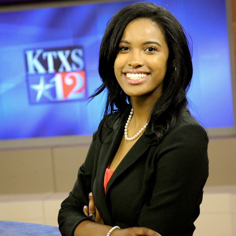 JMC alumni working at KTXS channel 12 news