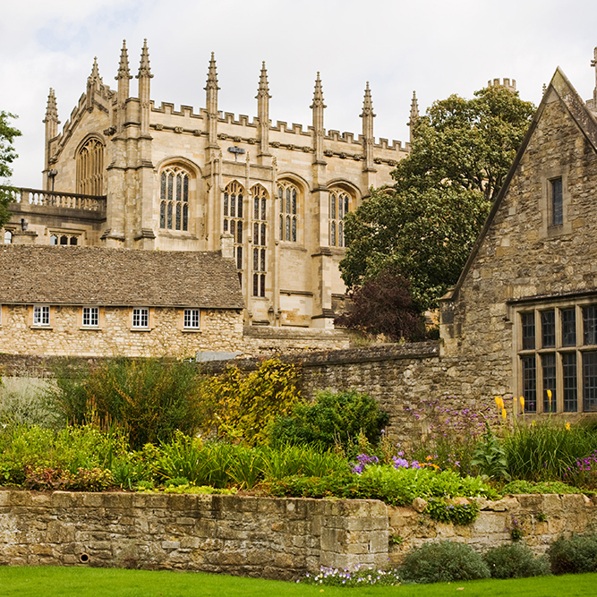 Beautiful home and garden near Christ Church College